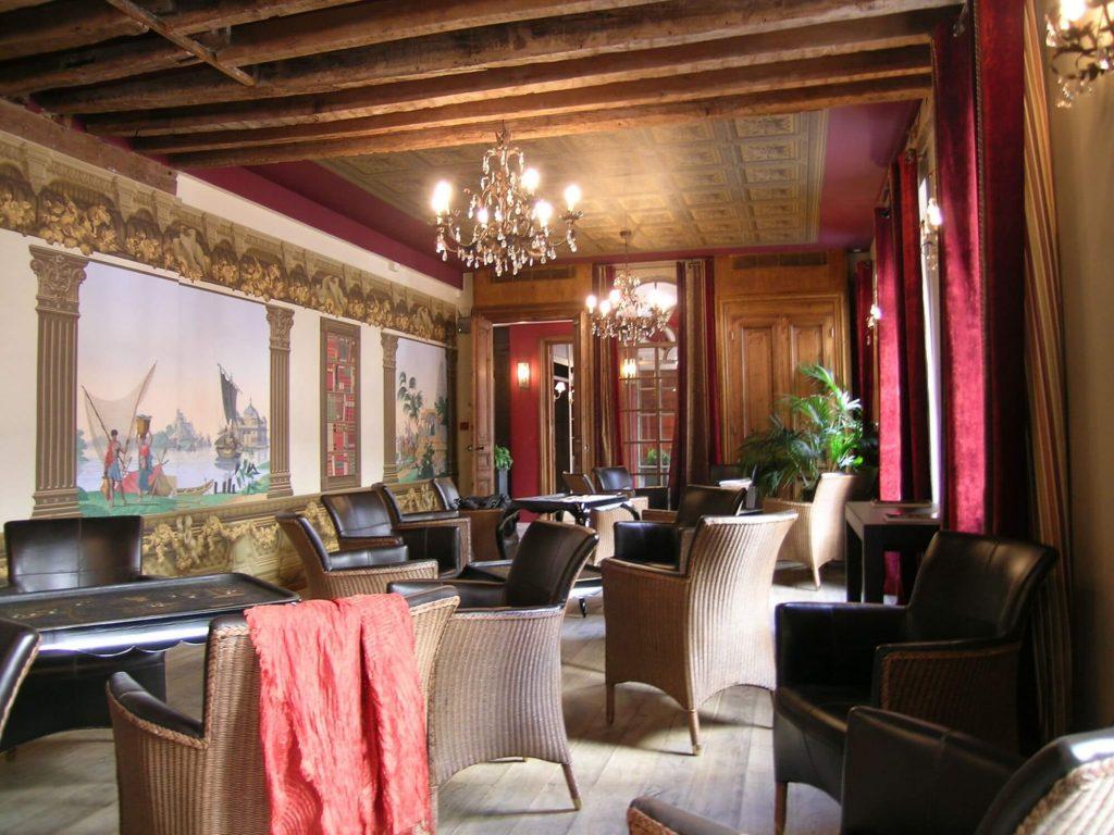 Salon Hôtel Relais Monceau